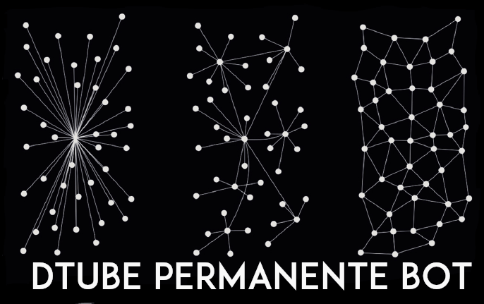 Decentralized Robots? DTube Permanente